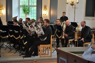 Windcorp Brass Band i Åsenhöga