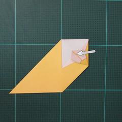 วิธีพับบอลกระดาษแบบเอสเตลล่าฟลอร์ (Estrella Flor Kusudama)009