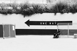 One Way | by skamalas