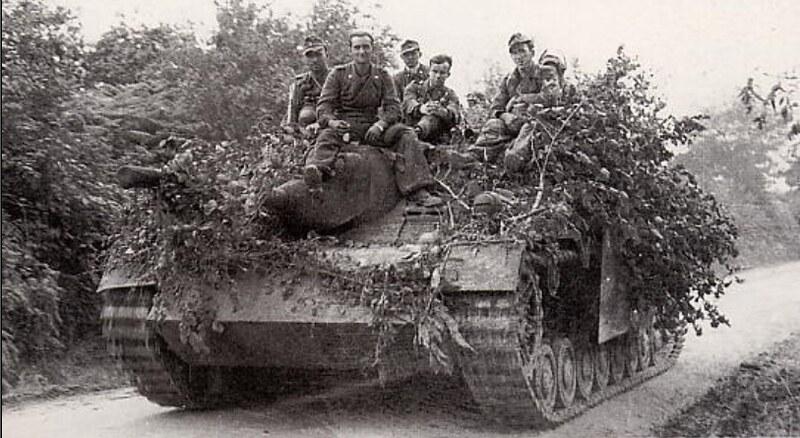 Jagdpanzer IV:48 - 1944:45