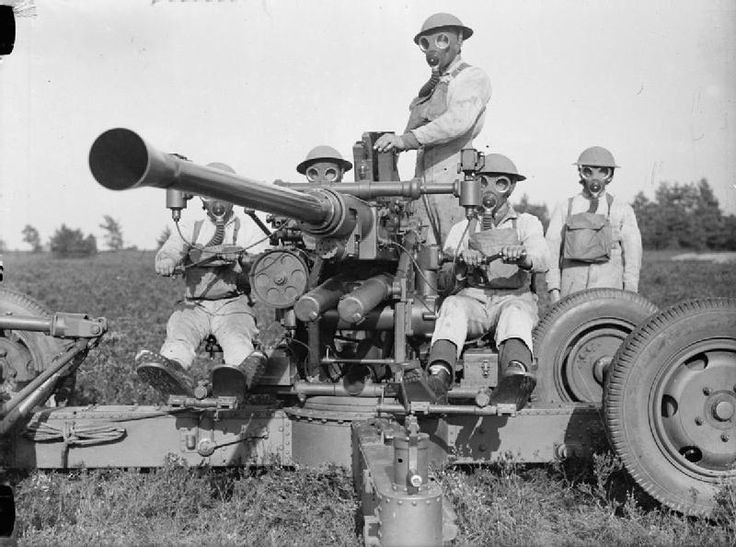 Bofors όπλο