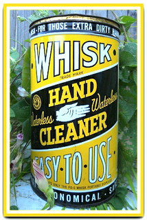 Whisk Waterless Hand Cleaner