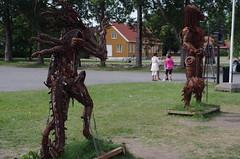 metalwork Alien vs Predator, Stavern