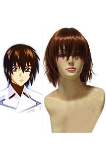Mobile Suit Gundam SEED Kira Yamato Cosplay Wig | Cosplay ...