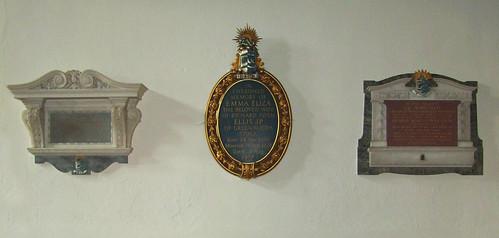 20th Century memorials