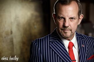 Gary Shail Portrait | by Chris Bailey Photographer