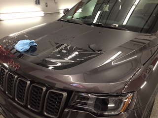 Xpel Ultimate Hood Install | by 2180miles