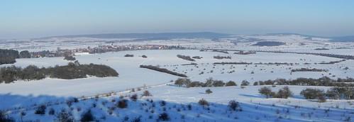 winter schnee snow landschaft landscape thüringen
