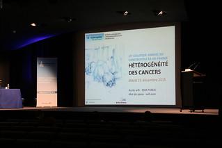 15/12/2015 - 11e Colloque annuel : hétérogénéité tumorale | by canceropole