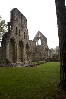 Wenlock Priory | by drewkeavey