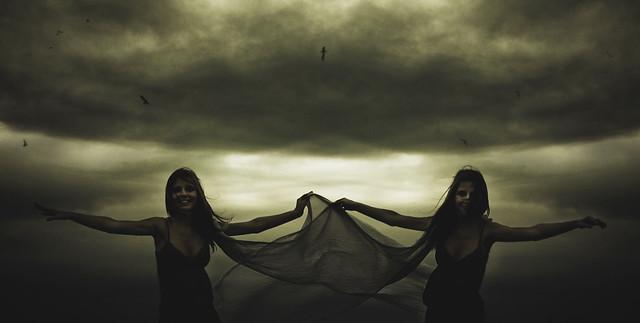 Storm whisperers