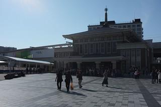 Nara Station   by MatthewW