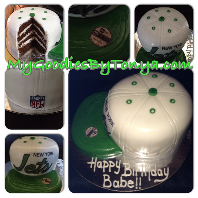 Superb Fitted Hat Cake Chocolate For Fresh Baked Sweet Tre Flickr Funny Birthday Cards Online Amentibdeldamsfinfo