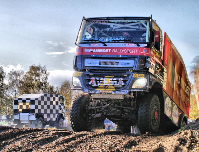 RTL GP Dakar Preproloog 2013, Mammoet Rallysport