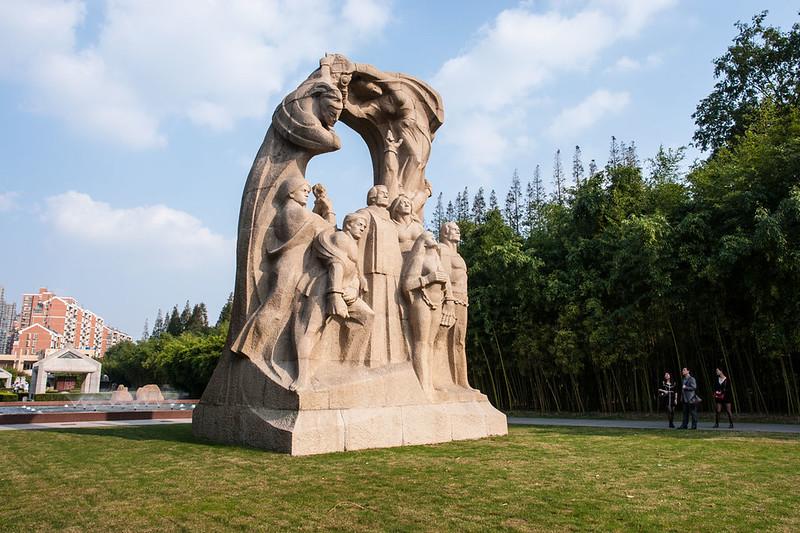 Longhua Martyrs Cemetery - 51