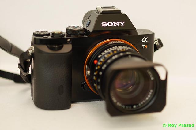 Finally! A Full-Frame Mirrorless camera from Sony!