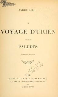 Gide: Le Voyage d'Urien