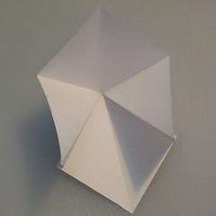 วิธีพับกระดาษเป็นรูปนกกระเรียน 003