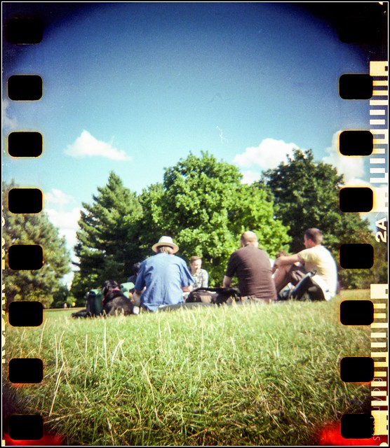 Flickrnic Oxford 2013
