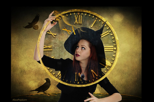 bewitch the time   by Cornelia Kopp