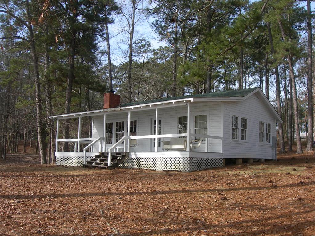 The Kowaliga Cabin