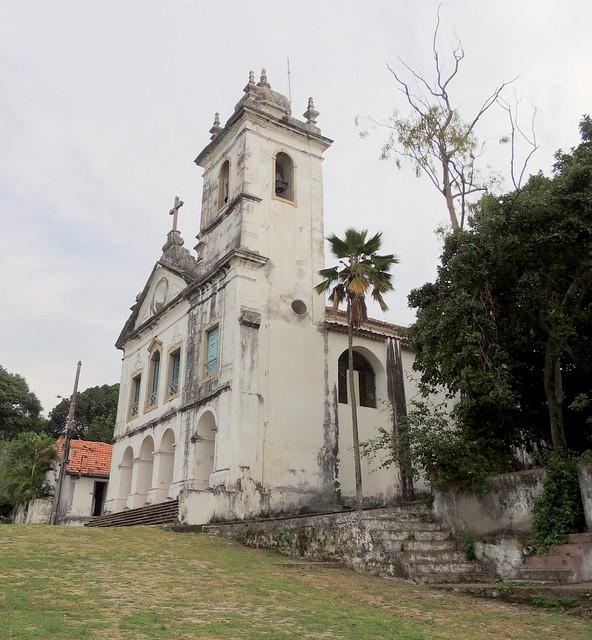 Igreja do Bom jesus da Coluna. Rio de Janeiro, Brasil