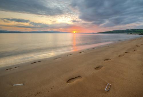 ireland sunset nikon hdr donegal inishowen irishlandscape d7000 dannybradleyphotography