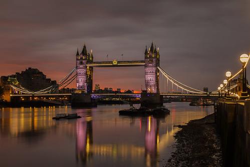 london bridge tower canon 5d mkiv mk4 sunrise
