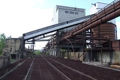 Within Völklingen Ironworks, 09.06.2012.