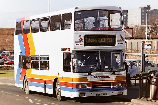 STAGECOACH A1 SERVICE 926 N860VHH