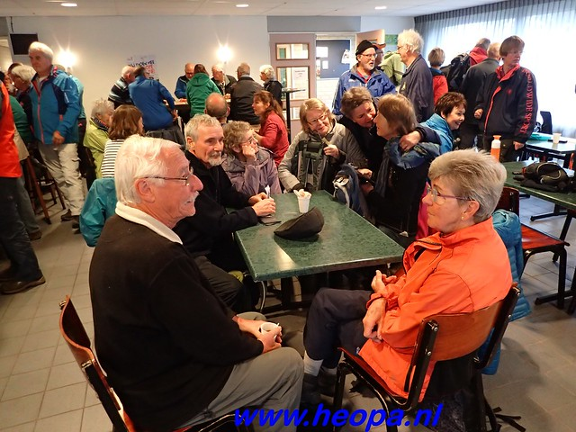 2016-11-09  Gooimeer tocht   25 KM   (5)