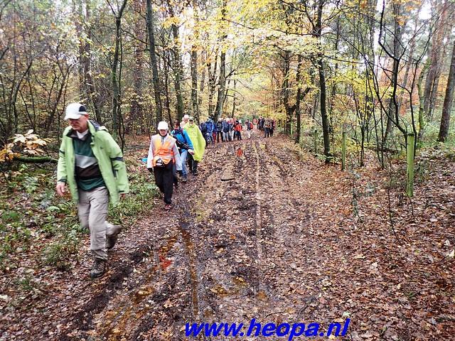 2016-11-16    3e Rondje-WolfHeze   25 Km  (60)