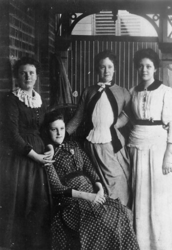 Gilder sisters | by State Library of Queensland, Australia
