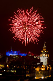 Tattoo Fireworks 14 August 2013 | by Grant_R