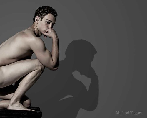 The Thinker - Safe Version | by Michael Taggart Photography
