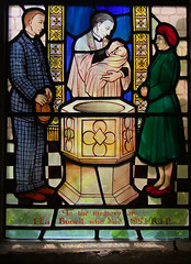 Baptism by M Farrar Bell