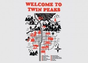 Welcome to Twin Peaks | by ShirtRater