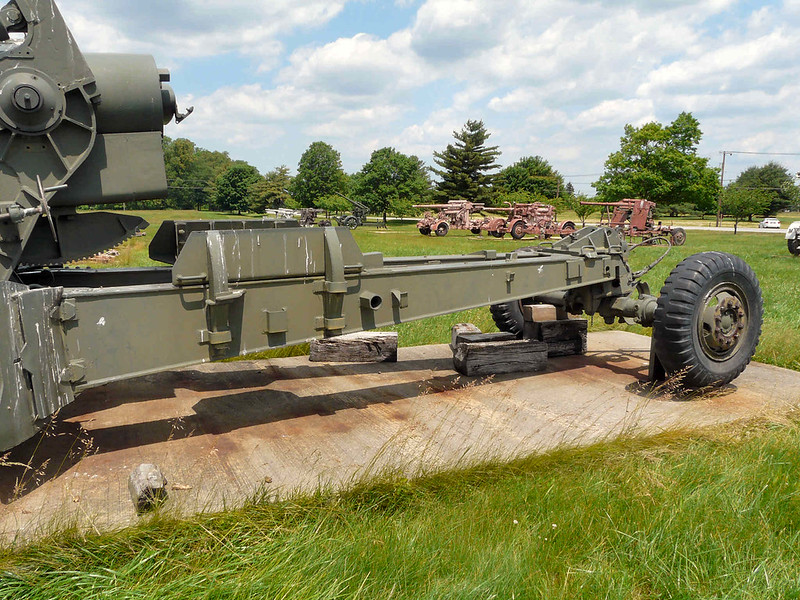 M115 203mm Howitzer (8)