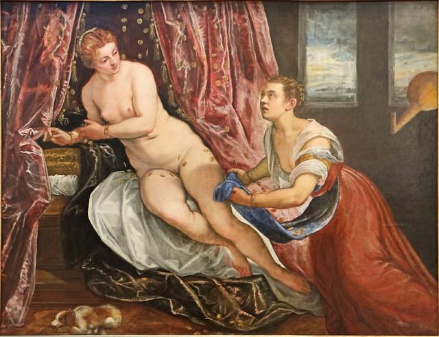 Danaé (Musée des Beaux-arts de Lyon)