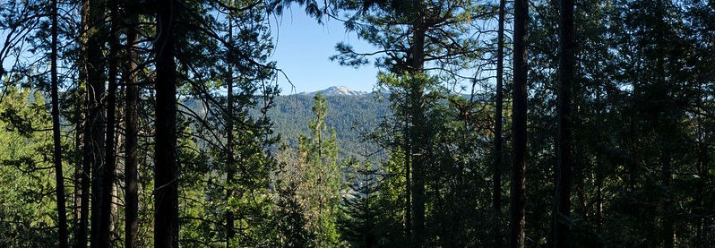 Fresno Dome from Goat Mountain