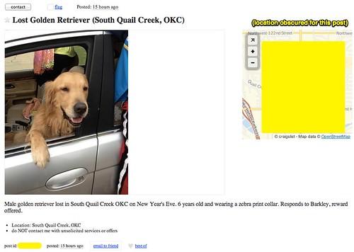 Craigslist Okc Pets