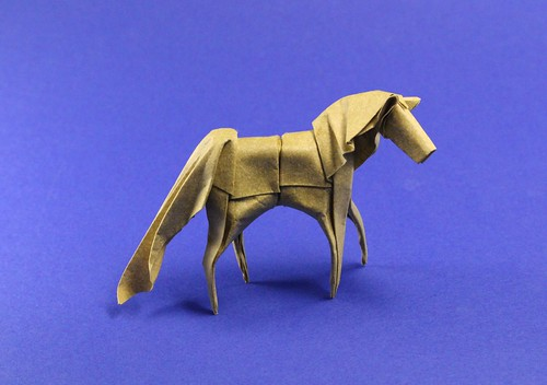 Anna Kastlunger - Horse | by origami_8