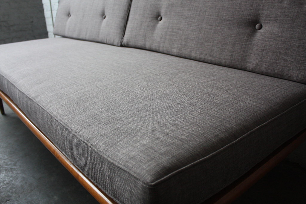 Prime Assured Mid Century Modern Daybed Sofa U S A 1960S Flickr Alphanode Cool Chair Designs And Ideas Alphanodeonline