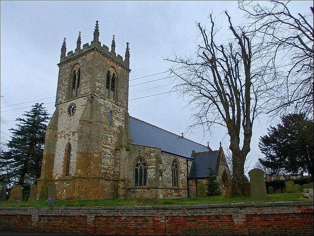 Thornton Curtis Church ..