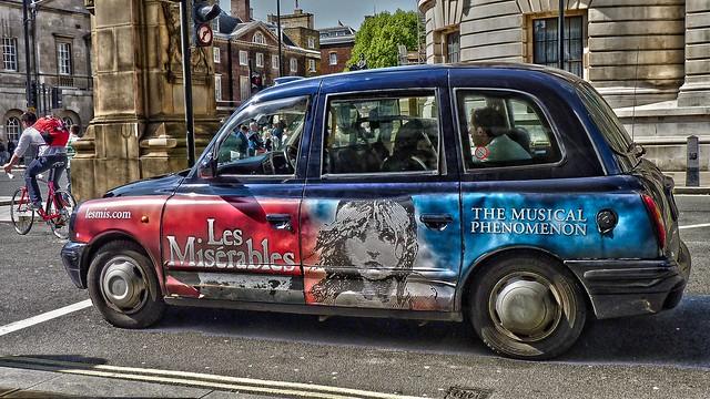TAXI EN LONDRES