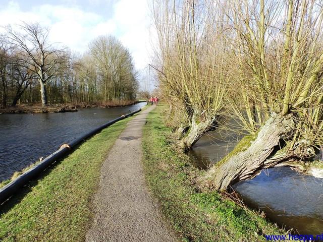 15-02-2014 Woerden 26 Km (94)