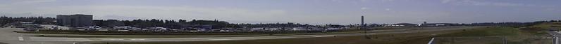 2014-07-09 Paine Field Panorama