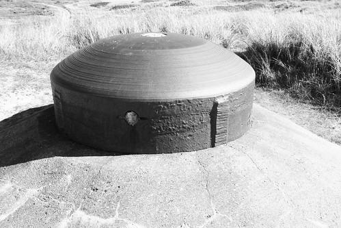 Bunker für Artilleriebeobachtung R120