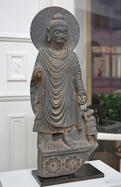 Bouddha du Gandhara (Paris Asian Art Fair)