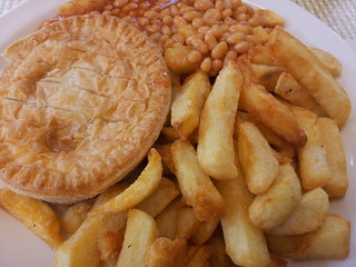 Pie Chips and Beans | by oatsy40